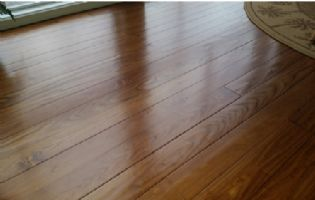 Refinished Pine Hardwoods